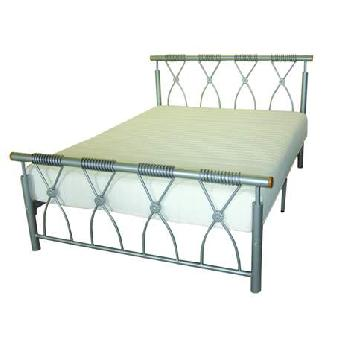 Melrose Metal Bed Frame Single