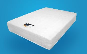 Memory Zone Pocket 2000 Mattress, European Double