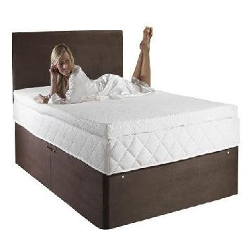 MemoryPedic Mattress Topper - Double