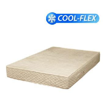 MemoryPedic Visco 4000 Mattress with Cool-Flex Single