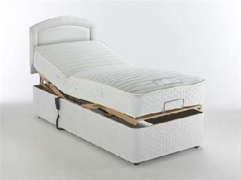 MiBed York Electric Bed Set 5' King Size Adjustable bed Electric Bed