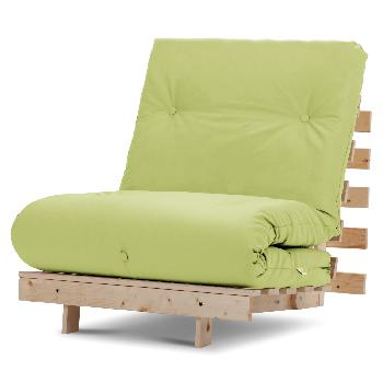 Mito Single Futon Apple Green