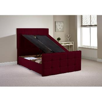 Wooden beds compare prices save page 121 for Divan double bed frame