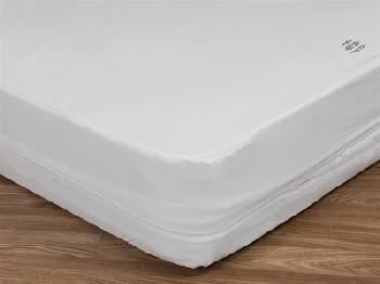 Protect_A_Bed Allerzip Smooth 6' Super King Protector