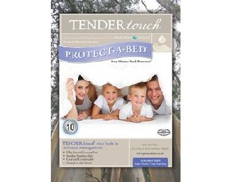 Protect_A_Bed Tender Touch Tencel Protector 6' Super King Protector