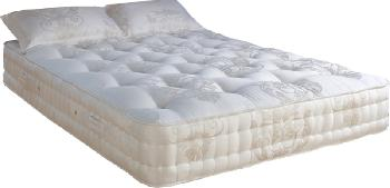 Relyon Marlborough Pocket 2000 Mattress, European King Size, Soft