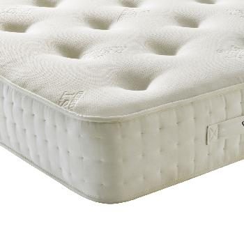 Rest Assured Belsay 800 Pocket Mattress Single White