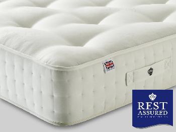 Rest Assured Boxgrove Natural Pocket 1400 Single Mattress