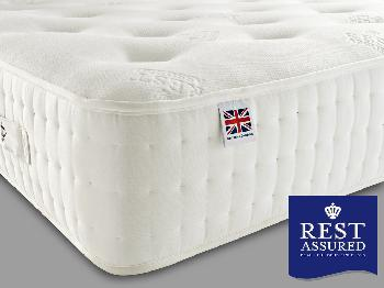 Rest Assured Harewood Memory Pocket 800 Single Mattress