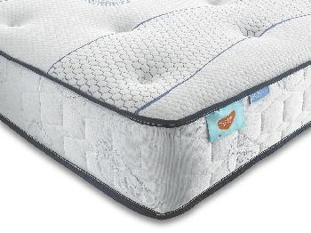 Sareer Matrah Cool Blue Memory Coil Super King Size Mattress