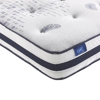 Sareer Matrah Gel Coil Mattress King