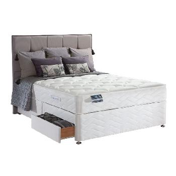 Sealy Pearl Latex Posturepedic Mattress Small Double