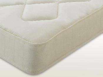Shire 2ft 6 Rainbow Crib 5 Contract Small Single Mattress