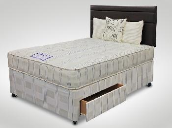 Shire 4ft Spencer Small Double Divan Bed