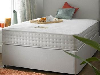 Shire Beds Active Dual Seasons Ortho 2' 6 Small Single Mattress Only Mattress