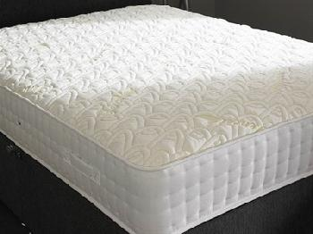 Shire Beds Active Encapsulated Latex 2000 2' 6 Small Single Mattress Only Mattress