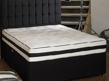 Shire Beds Active Latex 7 Zone Core Firm 2' 6 Small Single Mattress Only Mattress