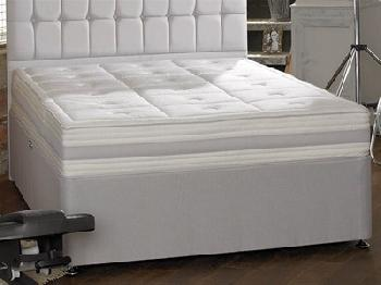 Shire Beds Active Latex 7 Zone Core Medium 2' 6 Small Single Mattress Only Mattress