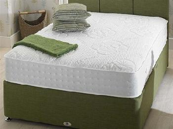Shire Beds Eco Cosy 2' 6 Small Single Pocket Sprung Mattress Mattress
