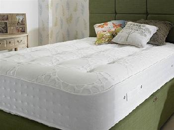 Shire Beds Eco Grand 2' 6 Small Single Pocket Sprung Mattress Mattress