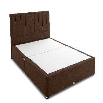 Small double beds compare prices save page 26 for Cheap double divan with drawers