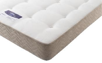 Silentnight Amsterdam Miracoil Ortho Mattress, Small Double