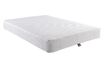 Silentnight Memory 7 Zone Mattress, European King Size