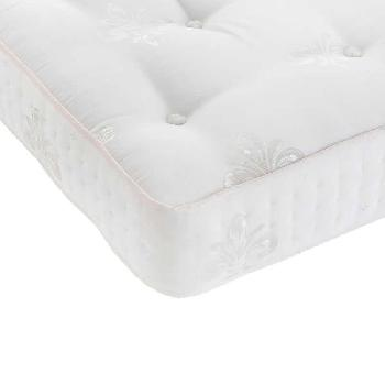 Silver 2000 Pocket Sprung Mattress Mattress Single