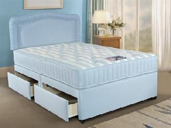 Simmons Bedding Group Cumfilux Ortholux 3' Single Platform Top - No Drawers Divan