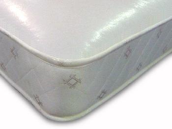 Sleep Relax 2ft 6 Dorma-Dri Water Resistant Small Single Mattress