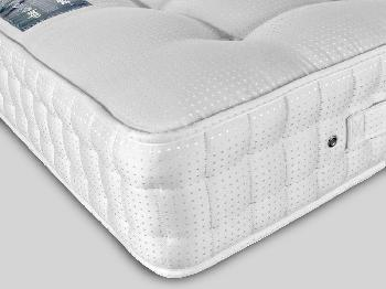 Sleep Relax 3ft 6 Opal Pocket 1500 Large Single Mattress