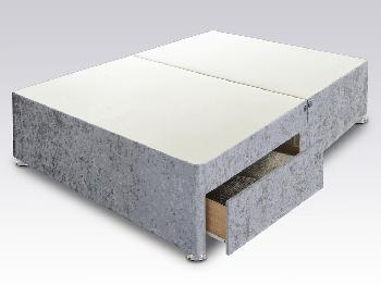 Sleep Relax 4ft Universal Small Double Glitz Divan Base
