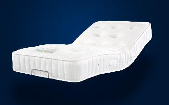 Sleepeezee Latex 1200 Adjustable Mattress, Adjustable Small Single, Medium