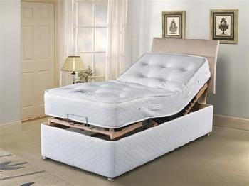 Sleepeezee Pocket Adjustable Mattress Only 2' 6 Small Single Electric Bed