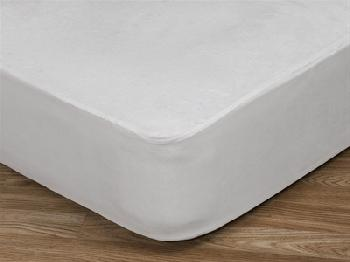 Slumberfleece Waterproof Towelling Mattress Protector 6' Super King Protector