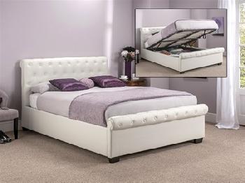Home Comfort Geneva Ivory White 5 King Size Ivory White