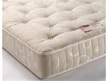 Snuggle Beds Snuggle Tuft 2' 6 Small Single Mattress