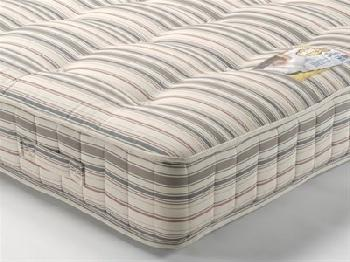 Snuggle Contract Contract Silver 4' 6 Double Mattress