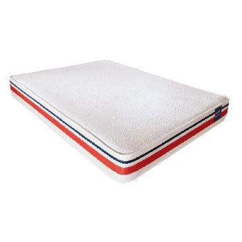 Sports Therapy Memory Mattress - 27cm - Continental Single