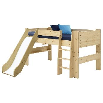 Steens Natural Pine Slide For Mid Sleeper