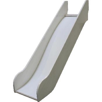 Steens Whitewash Slide For Mid Sleeper