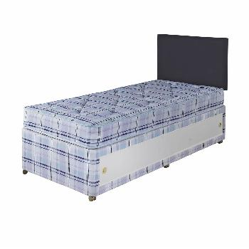 Superior Comfort Salas Divan Bed - Small Single - 2 Drawers