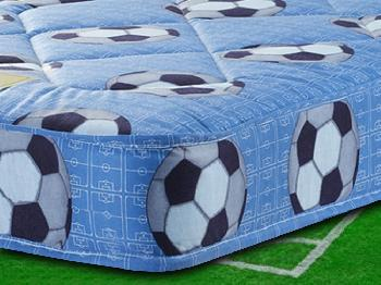 Sweet Dreams 2ft 6 Sports Small Single Mattress