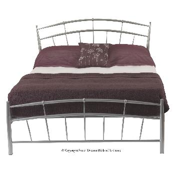 Sweet Dreams Eagle Metal Bed Frame - Double