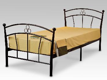 Sweet Dreams Melody Single Metal Bed Frame