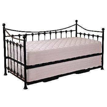 Sweet Dreams Scarlet Day Bed - Single - White
