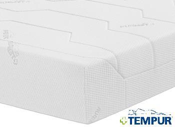 tempur sensation deluxe 22 mattress firm 4 39 6 double double memory foam mattresses. Black Bedroom Furniture Sets. Home Design Ideas