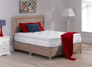 Therapur Vitality Divan Bed With Legs Medium 5 0 King