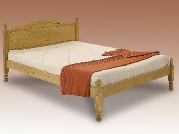 Verona 4ft Roma Small Double Pine Bed Frame