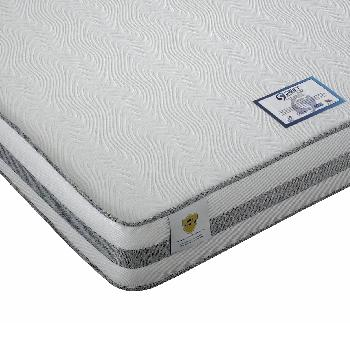 Vogue Blu Cool Memory Foam 400 Mattress Continental Double